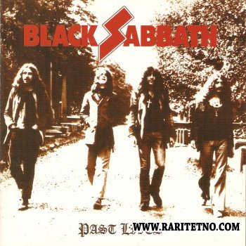 Black Sabbath - Past Lives 2002 (2CD)