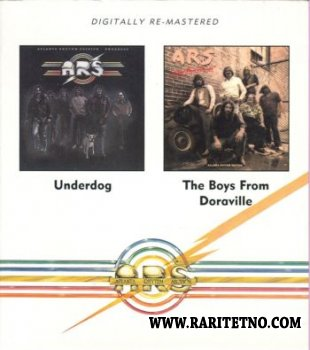 Atlanta Rhythm Section - Underdog & The Boys From Doraville 1979,1980 (Lossless+MP3)