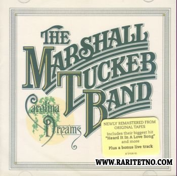 The Marshall Tucker Band - Carolina Dreams 1977 (lossless)