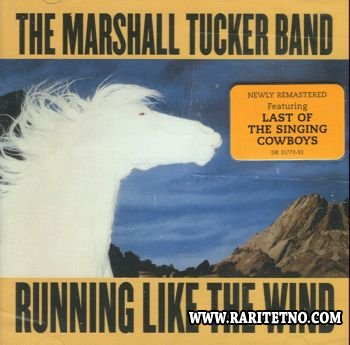 The Marshall Tucker Band - Running Like The Wind 1979 (lossless)