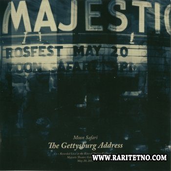 Moon Safari - The Gettysburg Address (2CD) 2012