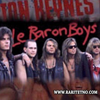Le Baron Boys (Europe) - Le Baron Boys 2CD 1989