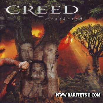 Creed - Weathered 2001