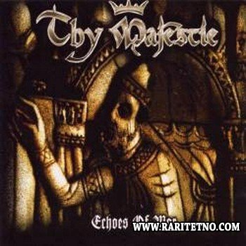 Thy Majestie - Echoes Of War (EP) 2003