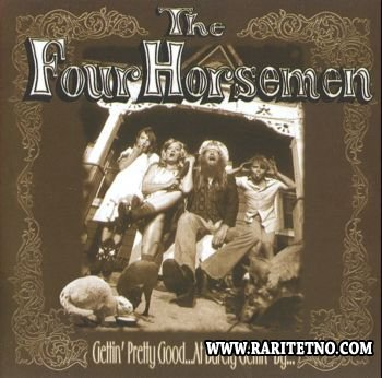 The Four Horsemen - Gettin' Pretty Good At Barely Gettin' By 1996