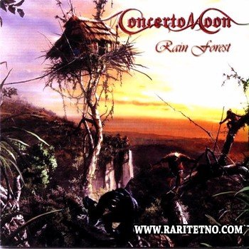 Concerto Moon - Rain Forest 2000