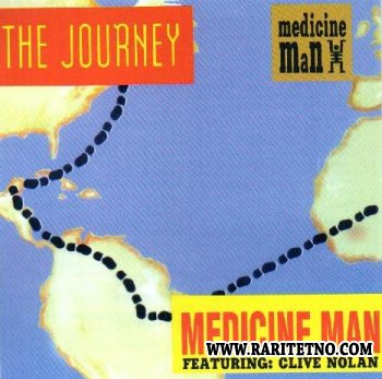 Medicine Man - The Journey 1995