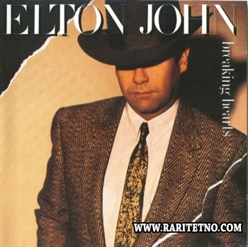 Elton John - Breaking Hearts 1984 (Lossless+MP3)