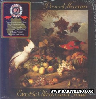 Procol Harum - Exotic Birds And Fruit 1974 (Lossless+MP3)