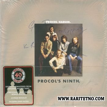 Procol Harum - Procol`s Ninth 1975 (Lossless+MP3)