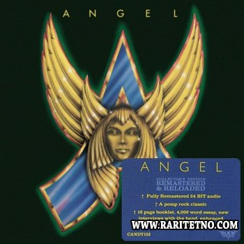 Angel - Angel 1975 (Rock Candy remastered 2012)