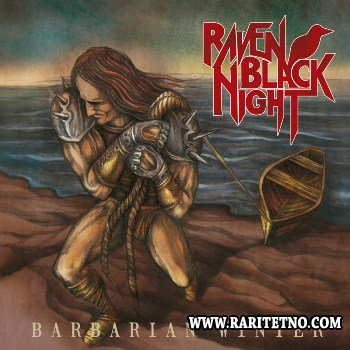 Raven Black Night - Barbarian Winter 2013