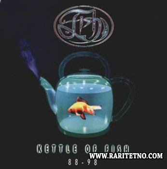 FISH - Kettle of Fish 88-98 1998