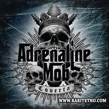 Adrenaline Mob - Coverta (EP) 2013
