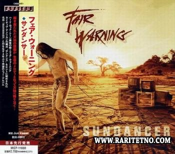 Fair Warning - Sundancer (Japanese Edition) 2013
