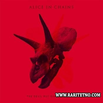 Alice In Chains - The Devil Put Dinosaurs Here 2013