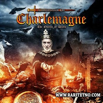 Christopher Lee - Charlemagne: The Omens Of Death 2013
