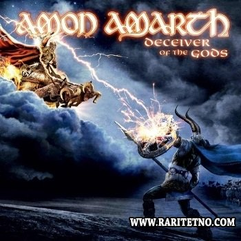 Amon Amarth - Deceiver of The Gods (Limited Edition) 2013