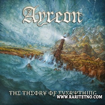 Ayreon - The Theory of Everything (Limited Edition) 2013