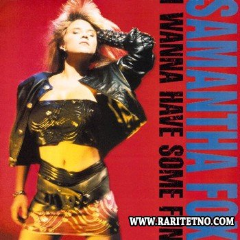 Samantha Fox - I Wanna Have Some Fun (Deluxe Edition) (2 CD) 1988 (2012)