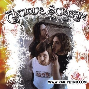 Antique Scream - Antique Scream 2008 EP