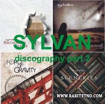 SYLVAN - DISCOGRAPHY PART 2 (2005-2012)