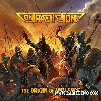 Contradiction - The Origin of Violence 2014