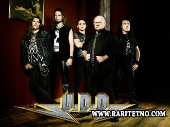 U.D.O. - Decadent (Limited Edition) 2015