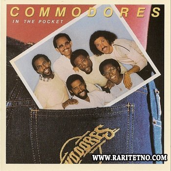 Commodores - In The Pocket 1981