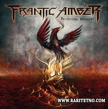Frantic Amber - Burning Insight 2015