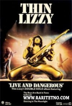 Thin Lizzy - Live and Dangerous 2007 (video)
