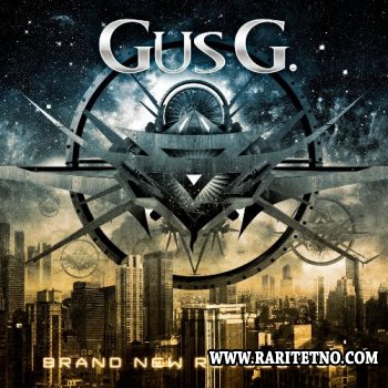 Gus G. - Brand New Revolution 2015
