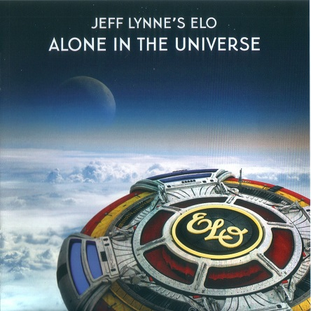 Jeff Lynne's ELO - Alone in the Universe (Japanese Edition) 2015 (lossless)