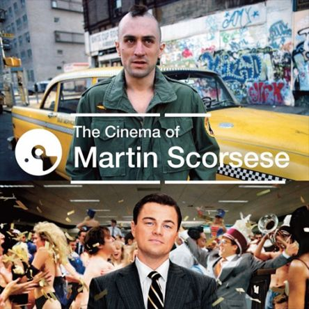 VA - The Cinema of Martin Scorsese 4CD 2015
