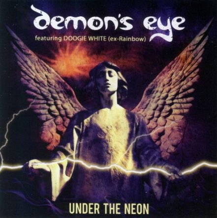 Demon's Eye - Under the Neon (feat. Doogie White) 2015 (Lossless)