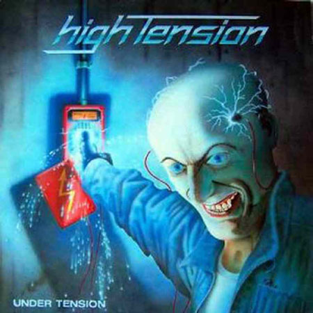 High Tension - Under Tension 1986