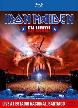 Iron Maiden - En Vivo! 2012 (video)