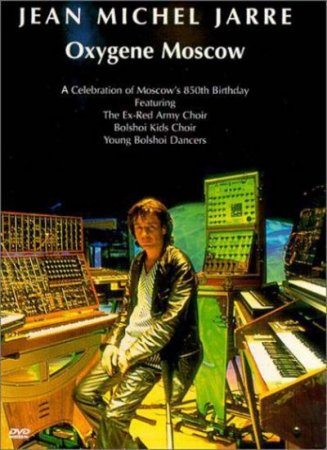 Jean Michel Jarre - Oxygene in Moscow 1997 (video)