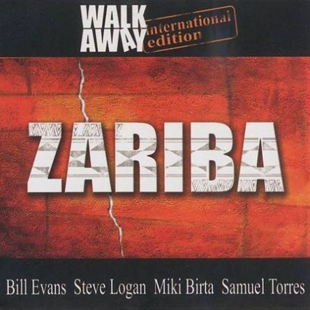 Walk Away - Zariba (International Edition) 2005