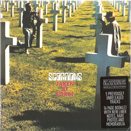 Scorpions - Taken By Force 1977 (50th Anniversary Edition) 2015 (Lossless)