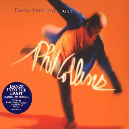 Phil Collins -  Dance Into The Light (2 CD Deluxe Edition) 2016 (lossless+mp3)
