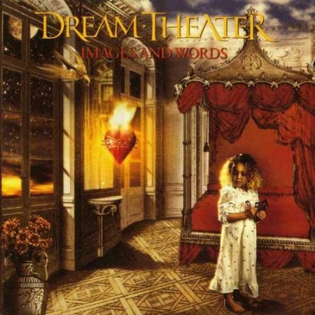 Dream Theater - Images And Words 1992 (lossless)