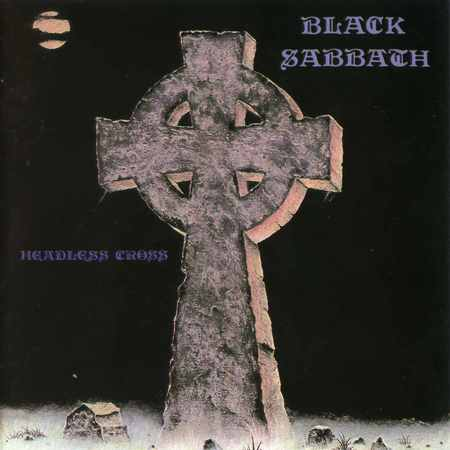 Black Sabbath - Headless Cross (Japanese Edition) 1989
