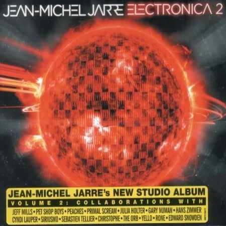 Jean-Michel Jarre - Electronica 2: The Heart Of Noise 2016 (Lossless + MP3)