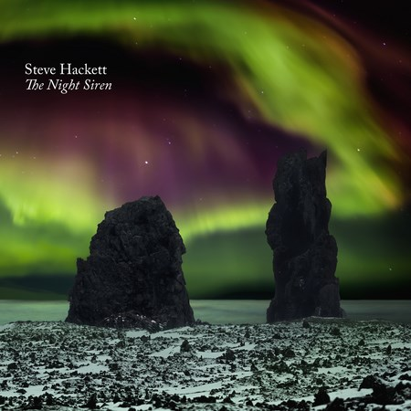 Steve Hackett - The Night Siren 2017