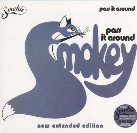 Smokey (Smokie) - Pass It Around (New Extended Edition) 2016 (lossless)