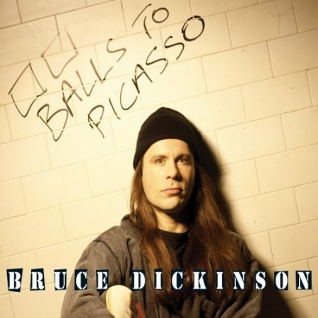 Bruce Dickinson - Balls To Picasso 1994
