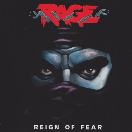Rage - Reign Of Fear 1986 [2CD, Remastered 2017] (Lossless)