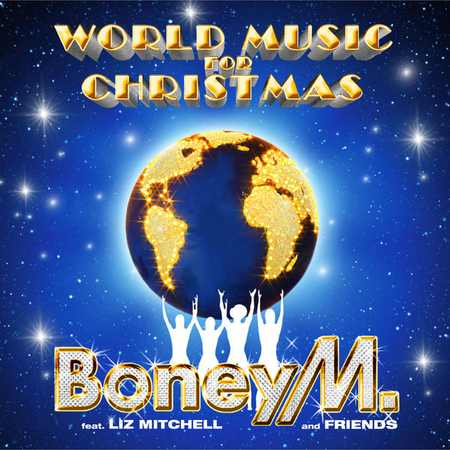 Boney M. - Worldmusic For Christmas 2017