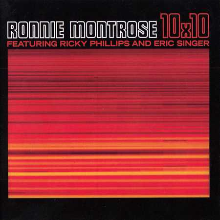Ronnie Montrose, Ricky Phillips and Eric Singer - 10X10 2017 (lossless)